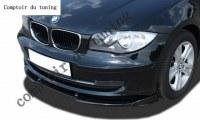 Front Spoiler VARIO-X BMW SERIE 1 E81 / E87 2007+