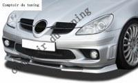 Front Spoiler VARIO-X MERCEDES SLK R171 AMG -2008