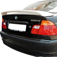 AILERON BMW E46 SERIE3 98>?SANS FEU STOP 4 PORTES
