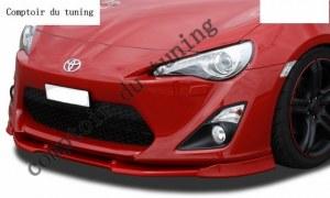 Front Spoiler VARIO-X TOYOTA GT86