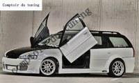 "Kit carrosserie large ""WideRACER"" Opel Vectra B Caravan"