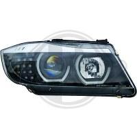 Phare Kit de projecteurs principaux 09-12 H7+H1 FÜR LWR (la paire)