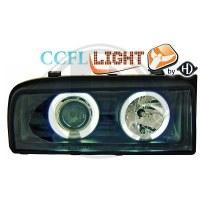 Phare Kit de projecteurs principaux 88-95 H1+H1 FÜR LWR (la paire)