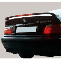 AILERON BMW E36 SERIE3 91>98 SANS FEU STOP 4 PORTES