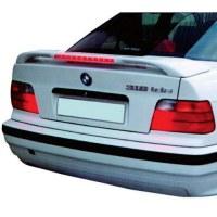 AILERON BMW E36 SERIE 3 LOOK M3 4 PORTES 91>98 SANS FEU STOP