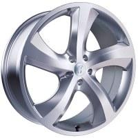 Rondell 0047 [8,5 x 18] Hyper Silver