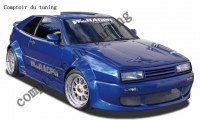 "Kit carrosserie large ""WideRACER"" VW Corrado (rear with numberplate)"