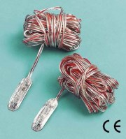 2 PCS MINI LED 12V AMBRE