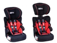 "SIEGE ENFANT ""RACE SPORT"" GROUP 1-2-3"