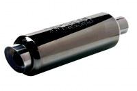 ECHAPPEMENT UNIV. GUN METAL NON HOMOLOG. ROUTE D60MM