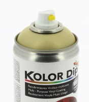 KOLOR DIP PEINTURE FINITION OR PERLE METALLIQUE - SPRAY 400 ML