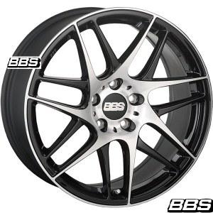 Jantes alu BBS CX-R Black [10x20] 5x112 ET25
