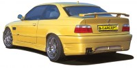 PARE CHOCS ARRIERE POUR BMW SERIE 3 E36 91/99