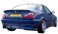 PARE CHOCS ARRIERE POUR BMW SERIE 3 E46 BERLINE 98/01