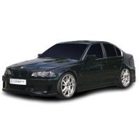 PARE CHOCS AVANT POUR BMW SERIE 3 E46 98/02