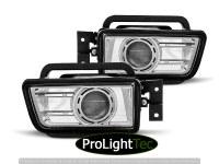 ANTIBROUILLARD FOG LIGHTS CHROME fits BMW E34 02.88-12.95 (la paire) [eclcdt_tec_HABM07]