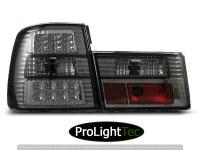 FEUX ARRIERE LED TAIL LIGHTS SMOKE fits BMW E34 02.88-12.95 SEDAN (la paire) [eclcdt_tec_LDBM31]