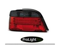 FEUX ARRIERE LED BAR TAIL LIGHTS RED SMOKE fits BMW E38 06.94-07.01 (la paire) [eclcdt_tec_LDBM45]