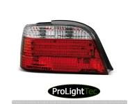 FEUX ARRIERE LED BAR TAIL LIGHTS RED WHIE fits BMW E38 06.94-07.01 (la paire) [eclcdt_tec_LDBM46]