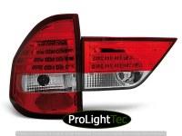 FEUX ARRIERE LED TAIL LIGHTS RED WHITE fits BMW X3 E83 01.04-06 (la paire) [eclcdt_tec_LDBM47]