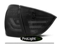 FEUX ARRIERE LED BAR TAIL LIGHTS SMOKE fits BMW E91 05-08 (la paire) [eclcdt_tec_LDBMB8]
