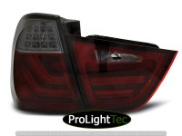 FEUX ARRIERE LED BAR TAIL LIGHTS RED SMOKE fits BMW E91 09-11 (la paire) [eclcdt_tec_LDBMC0]