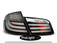 FEUX ARRIERE LED BAR TAIL LIGHTS BLACK fits BMW F10 10-07.13 (la paire) [eclcdt_tec_LDBMD3]