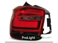 FEUX ARRIERE LED BAR TAIL LIGHTS RED SMOKE fits BMW F20/F21 11-12.14 (la paire) [eclcdt_tec_LDBMD9]