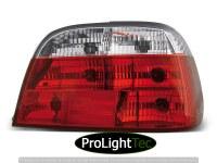 FEUX ARRIERE TAIL LIGHTS RED WHITE fits BMW E38 06.94-07.01 (la paire) [eclcdt_tec_LTBM19]