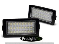 ECLAIRAGE DE PLAQUES LICENSE LED LIGHTS CANBUS fits BMW E38 (la paire) [eclcdt_tec_PRBM04]