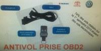 Alarme Anti-OBD Bloqueur - antivol le plus efficace ! POSE IMMEDIATE