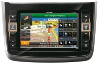 AUTORADIO/VIDEO/GPS ALPINE X800D-V