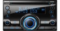 CD/MP3/WMA/AAC, iPod/iPhone direct via USB