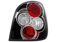 Feux arrière Renault Megane Scenic 98-02 _ noir (la paire)
