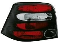 Feux arrière Golf IV 97-04 _ noir (la paire)