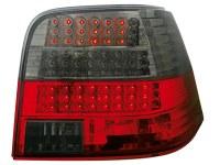 Feux arrière LED VW Golf IV 97-04 _rouge/fumél_avec clignotants LED (la paire)