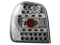 Feux arrière LED VW Polo 6N 95-97 _ cristal (la paire)