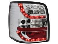 Feux arrière LED VW Passat 3BG Break 00-04 cristal (la paire)