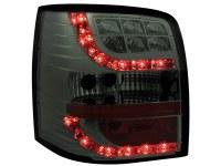 Feux arrière LED VW Passat 3BG Break 00-04 fumé (la paire)