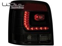 LITEC Feux arrière LED VW Passat 3B/G 97-05 _ noir/fumé (la paire)