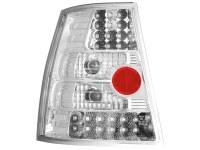 Feux arrière LED VW Bora Break + Golf IV Break _ cristal (la paire)