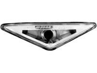 Répétiteurs Ford Focus 98+/Mondeo 00+ _ chrome (la paire)