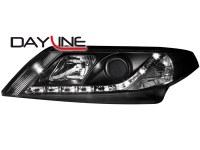 Phares DAYLINE Renault Laguna 01-10/05_Devil eyes _ noir (la paire)
