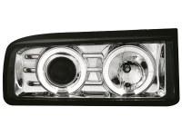 Phares VW Corrado 87-95 _ chrome (la paire)