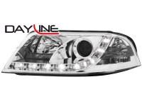 Phares DAYLINE VW Passat 3BG 00-04 _ Devil eyes _ chrome (la paire)