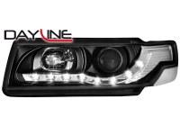 Phares DAYLINE VW Passat 35i 93-96 _ Devil eyes (la paire)