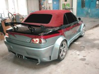 AILERON GT WING carbone