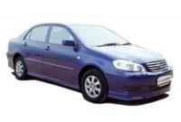 Spoiler AV Corolla E12 Altis