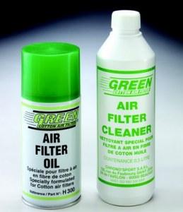 kit de nettoyage pour filtres Green
