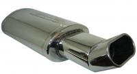 Echappement Universel 120*73mm-1058-CRY-YKK